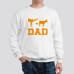 Kick @ss Dad Sweatshirt