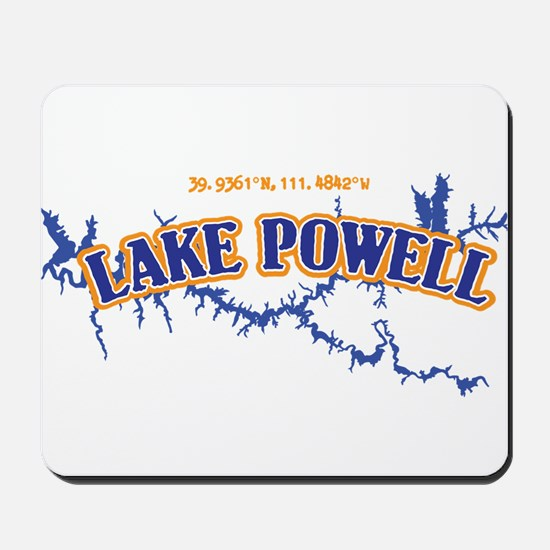 Lake Powell Mousepad
