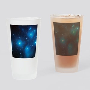 PLEIADES Drinking Glass