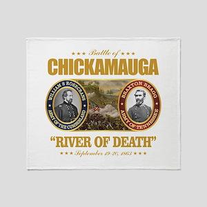 Chickamauga (FH2) Throw Blanket