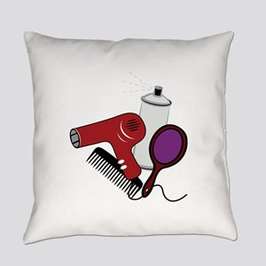 Hair Tools Everyday Pillow