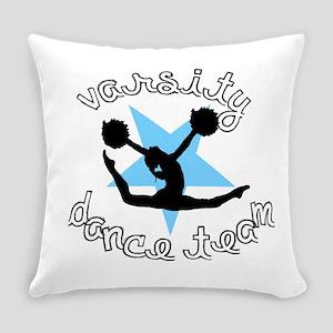 Pom Dance Team Everyday Pillow
