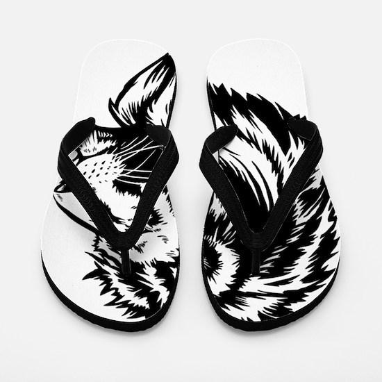 Cute Black friday Flip Flops