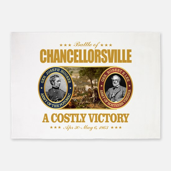 Chancellorsville (FH2) 5'x7'Area Rug
