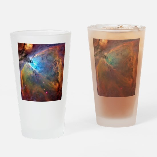 ORION NEBULA Drinking Glass