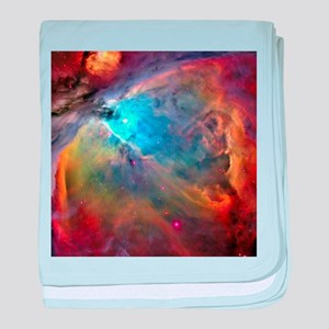 ORION NEBULA baby blanket