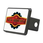 NewBo District Rectangular Hitch Cover