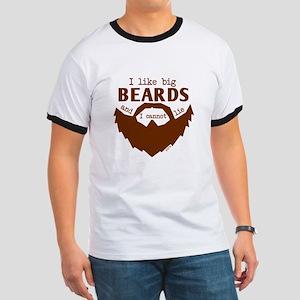 I Like Big Beards T-Shirt
