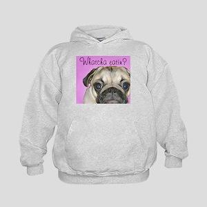 Whatcha Eatin Kids Hoodie Sweatshirt
