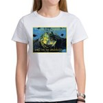 Froggies Have Rights Too Women's T-Shirt
