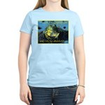 Froggies Have Rights Too Women's Light T-Shirt