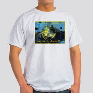 Froggies Have Rights Too Light T-Shirt