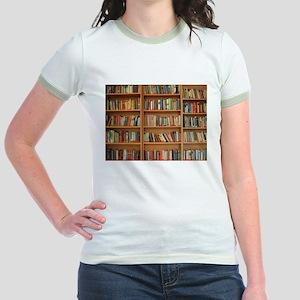 Bookshelf Books T Shirt