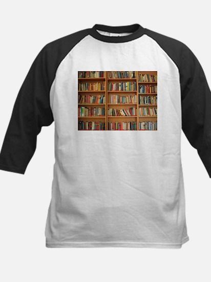 Bookshelf Books Baseball Jersey