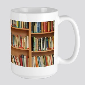 Bookshelf Books Mugs