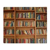 Book Fleece Blankets
