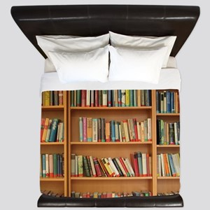 Bookshelf Books King Duvet