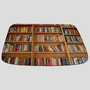 Bookshelf Books Bathmat