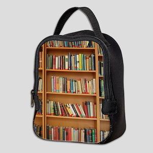 Bookshelf Books Neoprene Lunch Bag