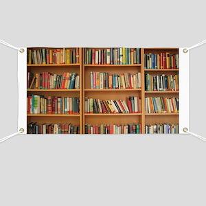 Bookshelf Books Banner