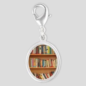 Bookshelf Books Charms