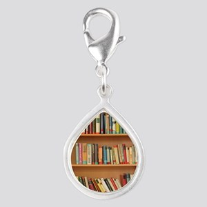 Bookshelf Books Charms