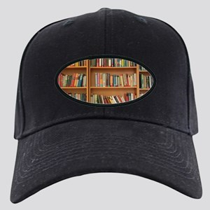 Bookshelf Books Black Cap