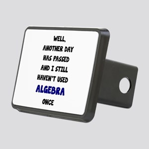 Another Day Has Passed And Rectangular Hitch Cover