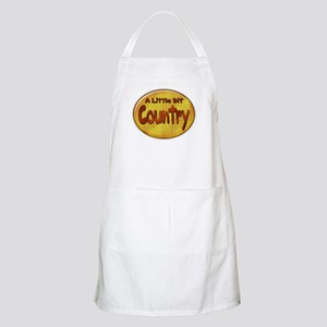 Country Western BBQ Apron