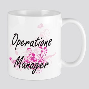 Operations Manager Artistic Job Design with F Mugs