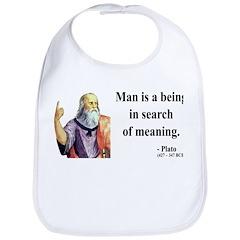 Plato 3 Bib