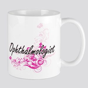 Ophthalmologist Artistic Job Design with Flow Mugs
