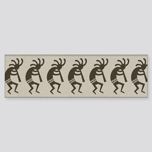 Southwest Kokopelli Bumper Sticker