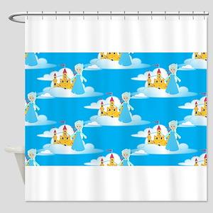 snow queen Shower Curtain
