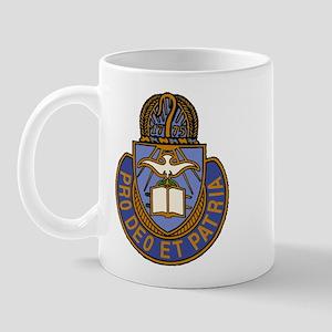 Chaplain Crest Mug
