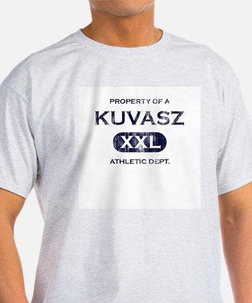 Property of Kuvasz T-Shirt