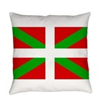 Basque Flag Everyday Pillow