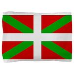 Basque Flag Pillow Sham