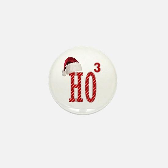 Nerdy Ho Ho Ho Mini Button