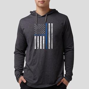 Respect Policemen Long Sleeve T-Shirt