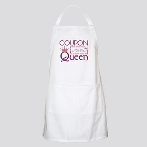 COUPON QUEEN Light Apron
