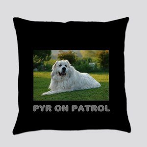 Great Pyrenees Everyday Pillow