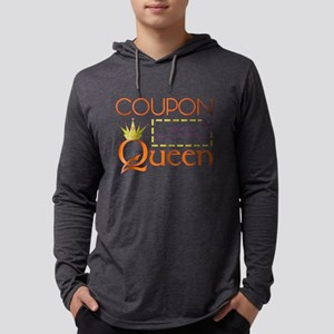 COUPON QUEEN Long Sleeve T-Shirt