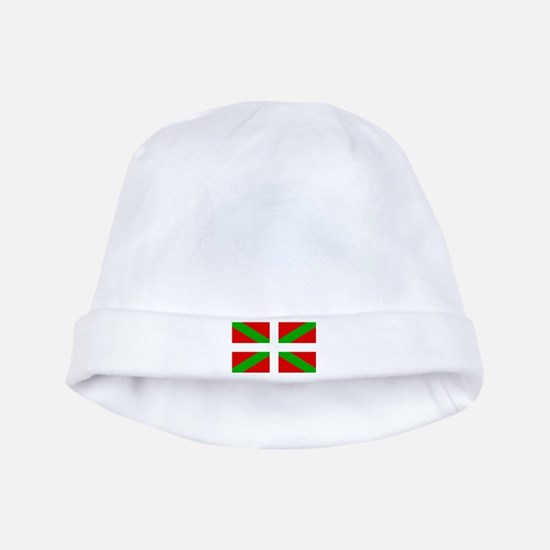 Basque Flag baby hat
