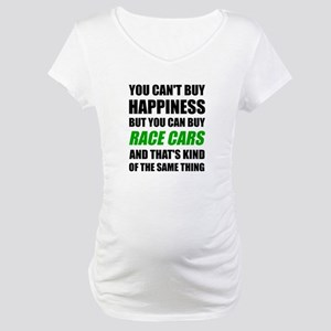 You Can't Buy Happiness But You Maternity T-Shirt