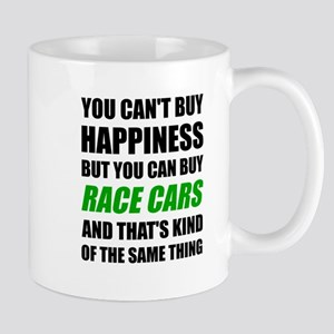 You Can't Buy Happiness But You Can Buy Race Mugs