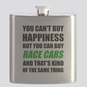 You Can't Buy Happiness But You Can Buy Race Flask