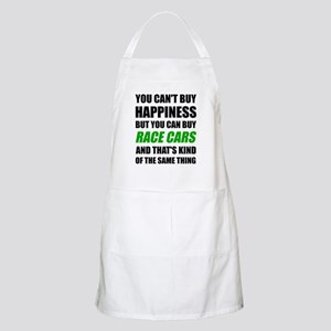 You Can't Buy Happiness But You Can Buy Race Apron