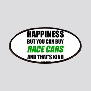 You Can't Buy Happiness But You Can Buy Race Patch