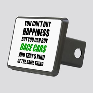 You Can't Buy Happiness Bu Rectangular Hitch Cover
